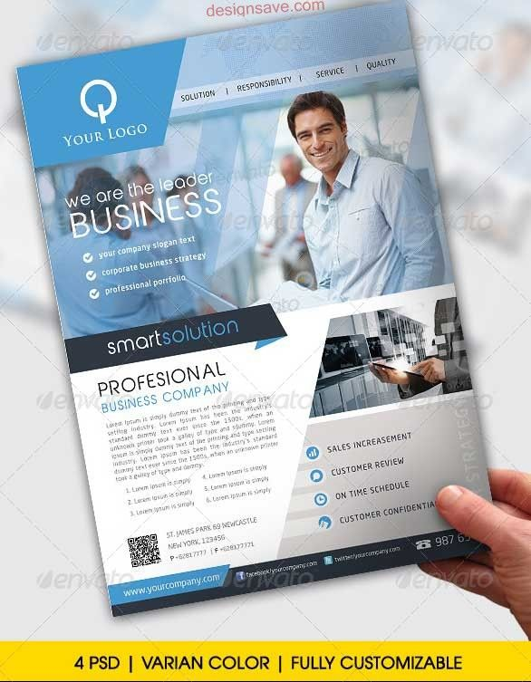 sample business flyers design - Fieldstation.co