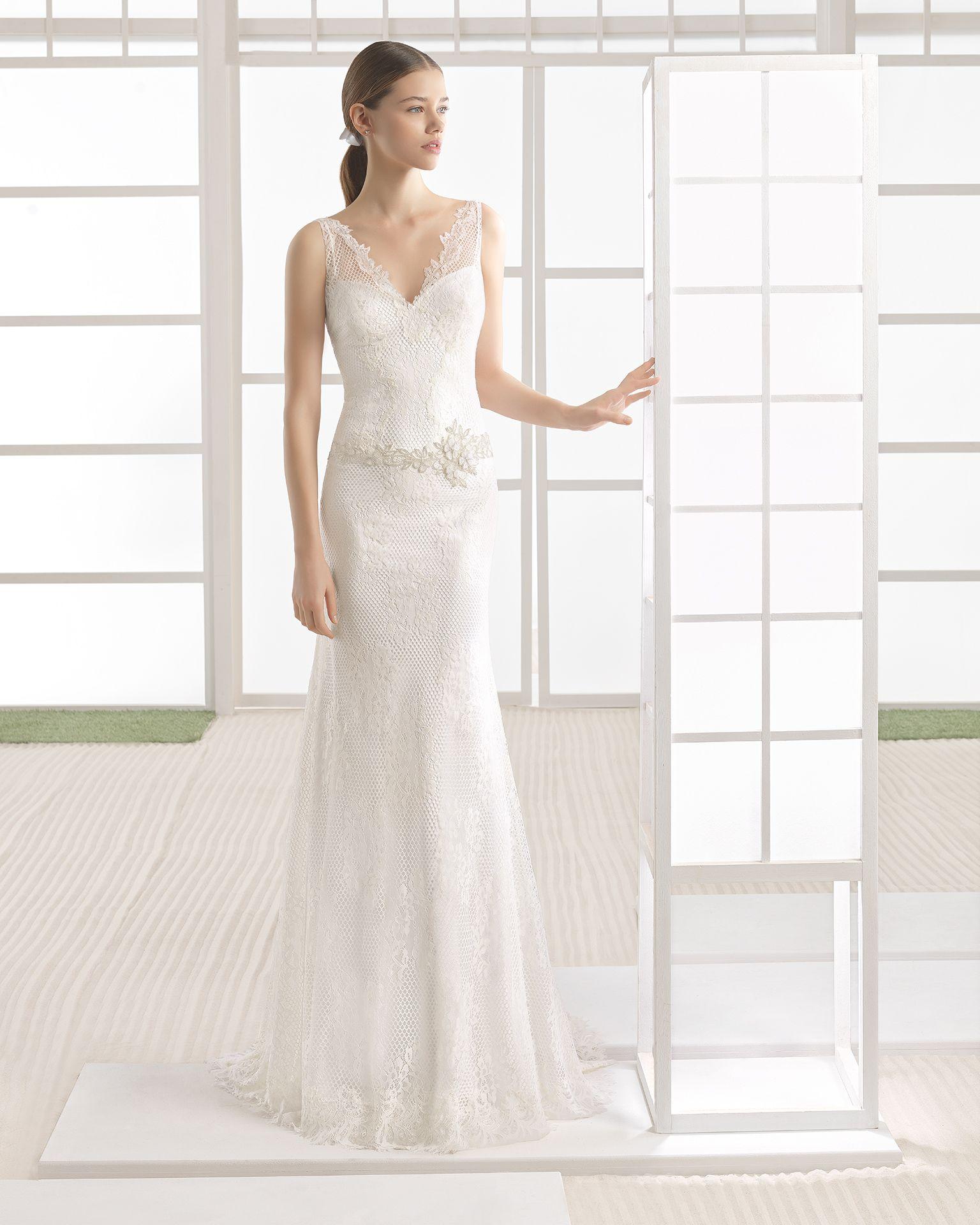 WAYA Hochzeit 2017 Kollektion Rosa Clará Soft
