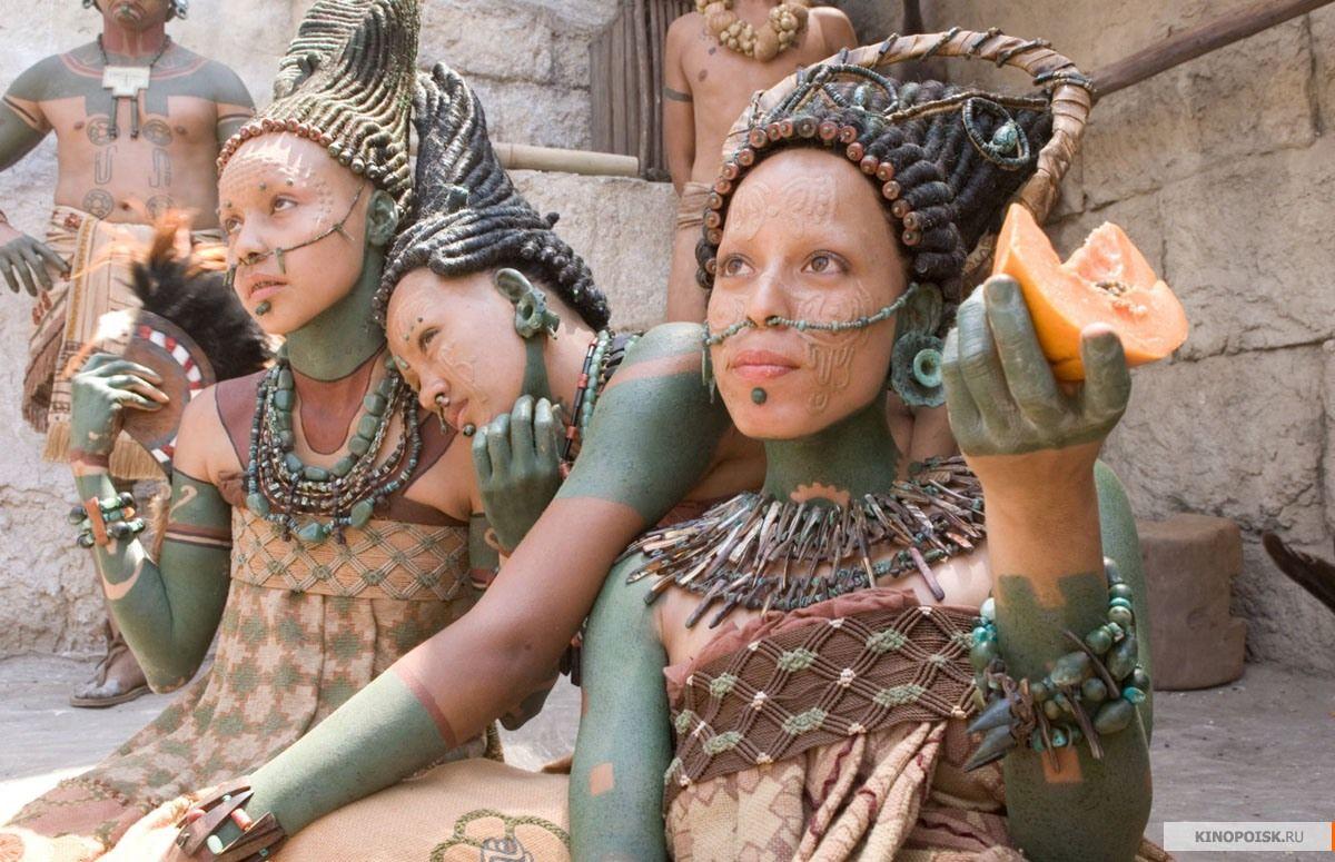 Как выглядели майя фото соцсетях
