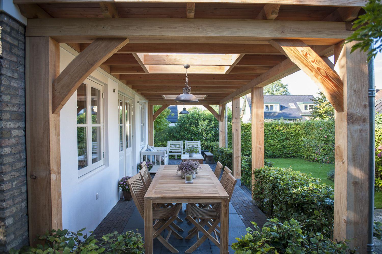 Veranda met verbouwing van de keuken u2013 timmerbedrijf zeevat
