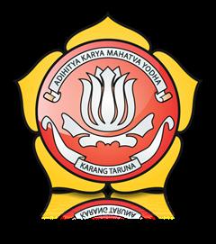 Pin Di Logo Karang Taruna