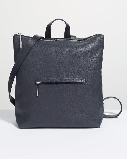 e7b36c2c534 ... backpack. Handmade in a family-run factory in Portugal, it is crafted  from supple leather that will age beautifully over time. Practical yet  stylish ...