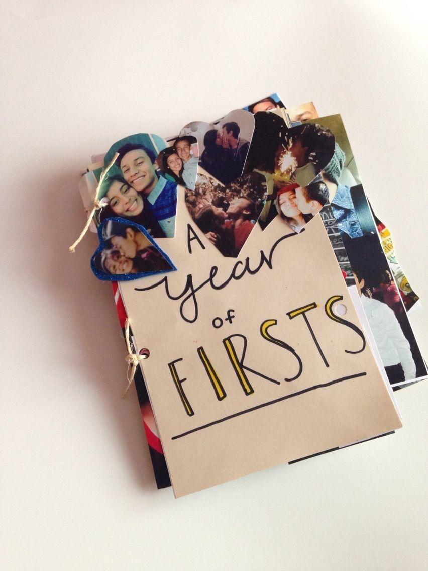 Scrapbook & Gift Ideas For Boyfriend New Scrapbook Ideas ...