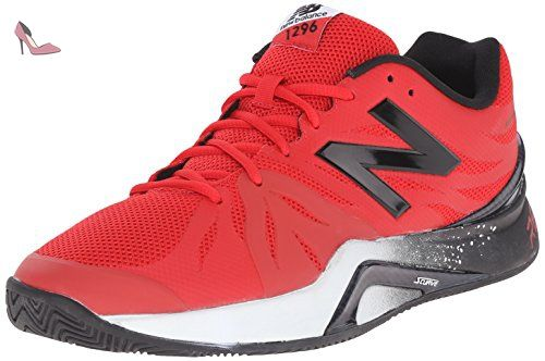 chaussure homme new balance rouge