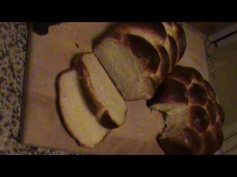Brioche With English Subtitles طريقة عمل خبز البريوش Food