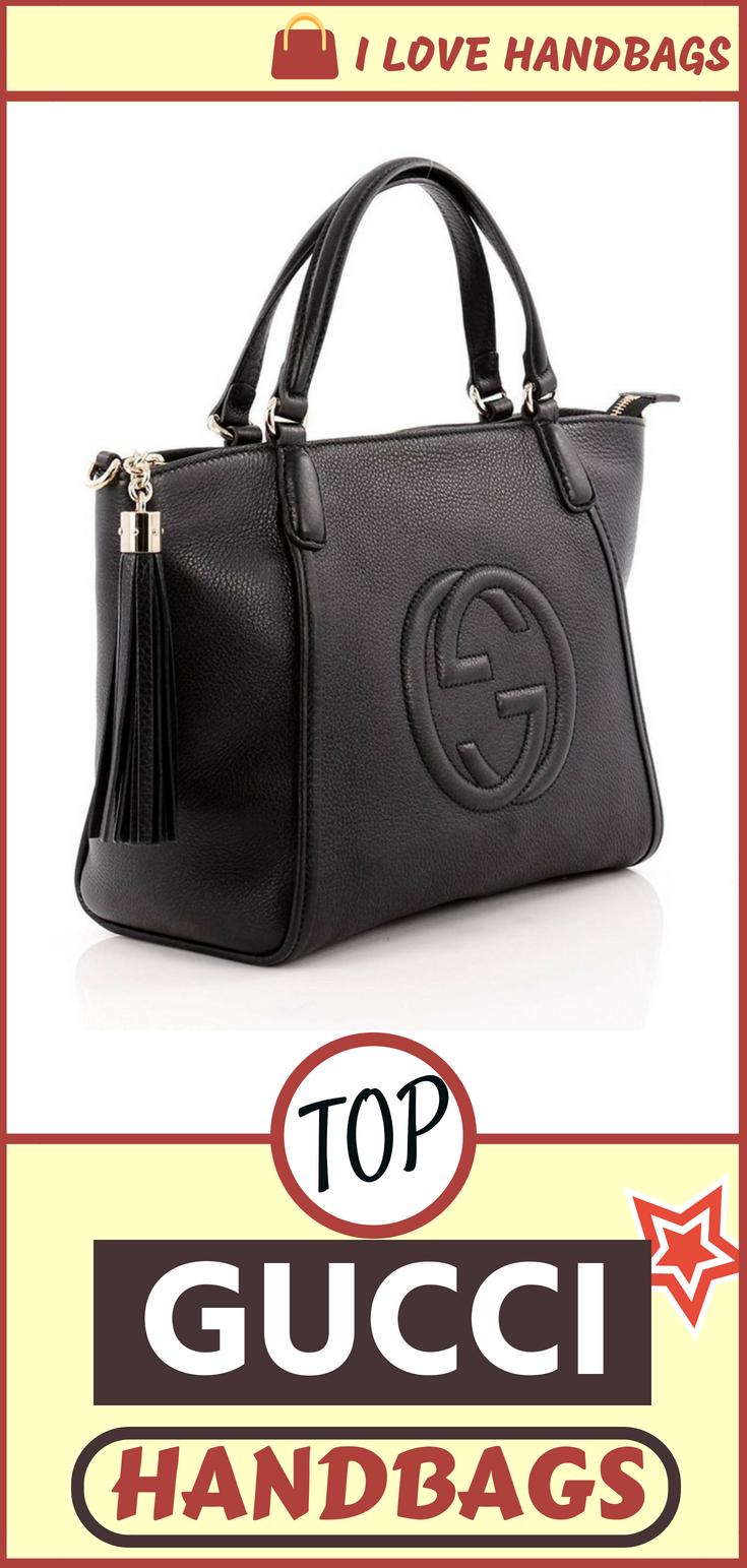 7e37f7c74e4 Gucci handbags for women   Gucci Soho Leather Top Handle Bag Zip Gold  Leather Shoulder Italy Handbag New .(affiliate link)