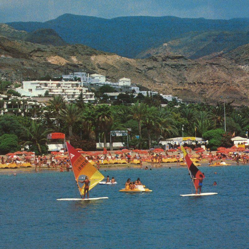 Surfausta Puerto Ricossa vuonna 1983