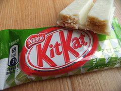 Aloe Vera Yogurt Kit Kat