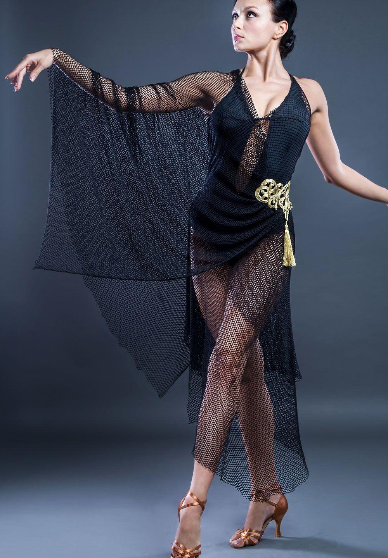 Santoria Ginny Latin Dress DR7077 | Dancesport Fashion ...