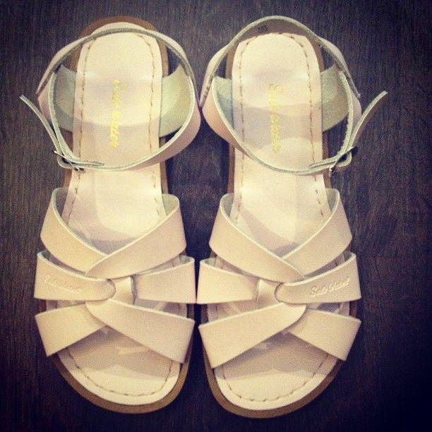 Pink Pastel Salt Water Sandals - $89.95