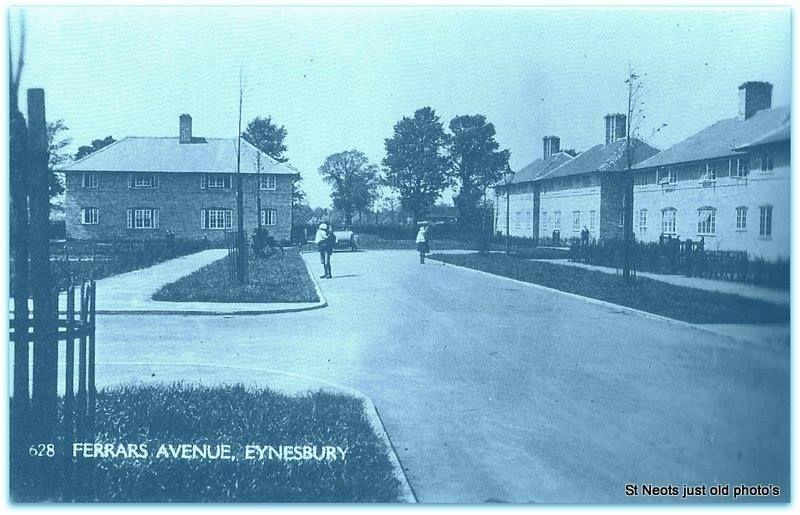ferrars avenue 1920.