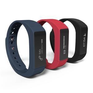 Excelvan I5 Plus Smart Bracelet Bluetooth 4 0 Waterproof Touch Screen Fitness Tracker Health Wristband Slee Fitness Tracker Wristband Smart Bracelet Smart Band