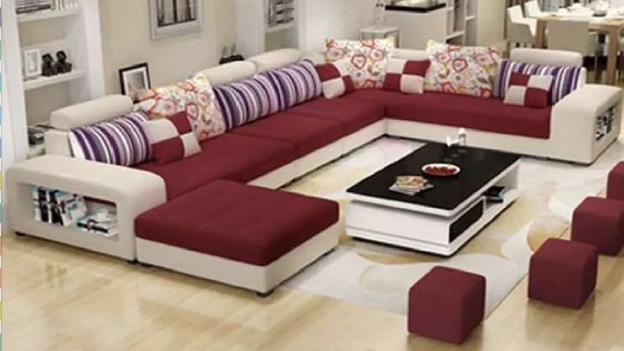 Top 30 U Shaped Corner Sofa Set Design Ideas 2019 Youtube
