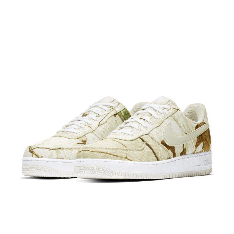NEW MENS NIKE Air Force 1 07 LV8 Realtree Camo Sneakers