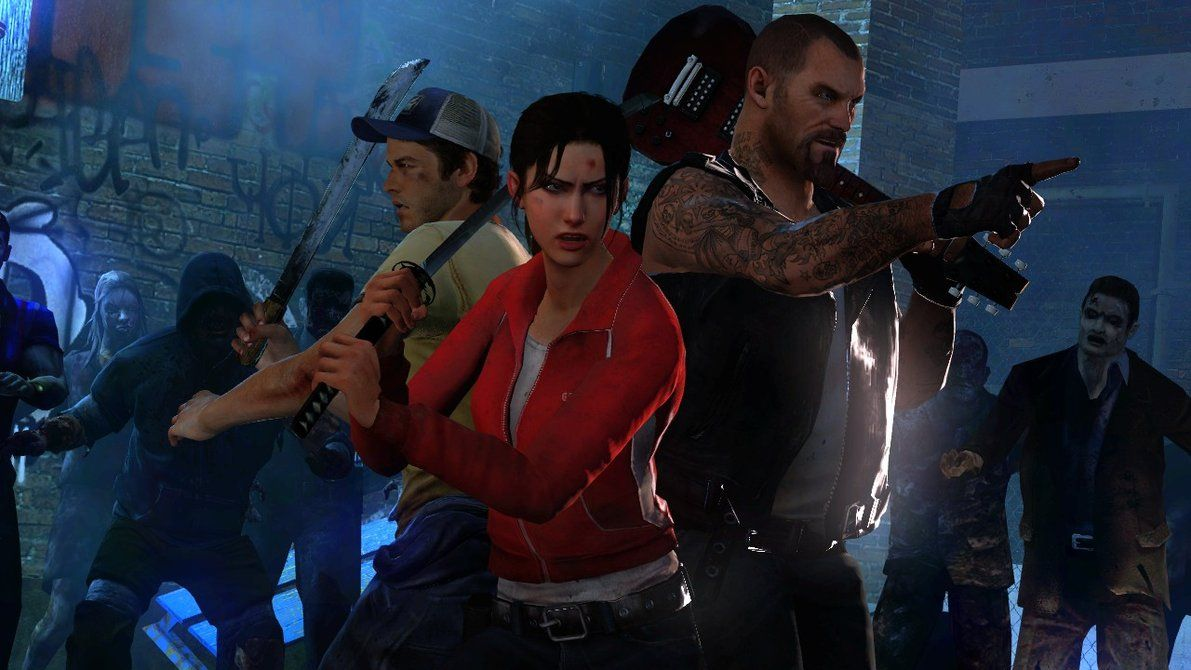 19 L4d Heroes Ideas Left 4 Dead Dead Fun To Be One