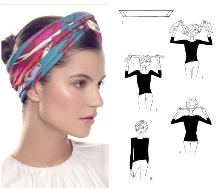 comment porter le foulard hair nouer foulard cheveux. Black Bedroom Furniture Sets. Home Design Ideas