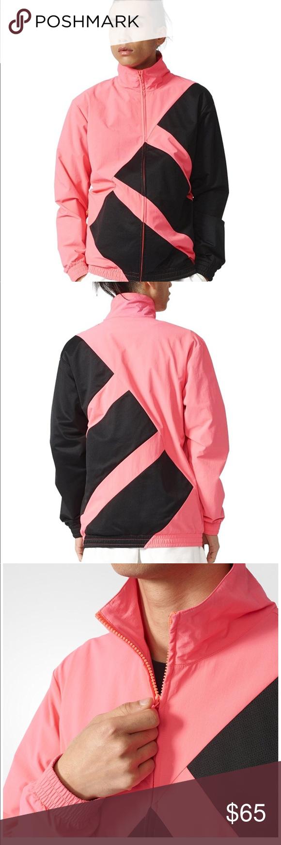 6e791415f27c NWT EQT Superstar Bold Track Jacket ADIDAS  100 S Brand new w  tags size  small