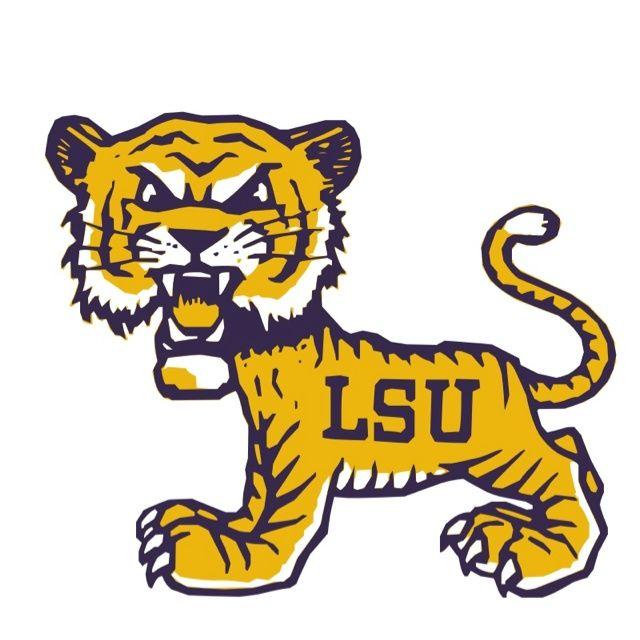 Image Result For Vintage Lsu Tiger Logo Lsu Tigers Football Lsu Tigers Logo Lsu
