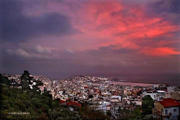 Travel to Kavala