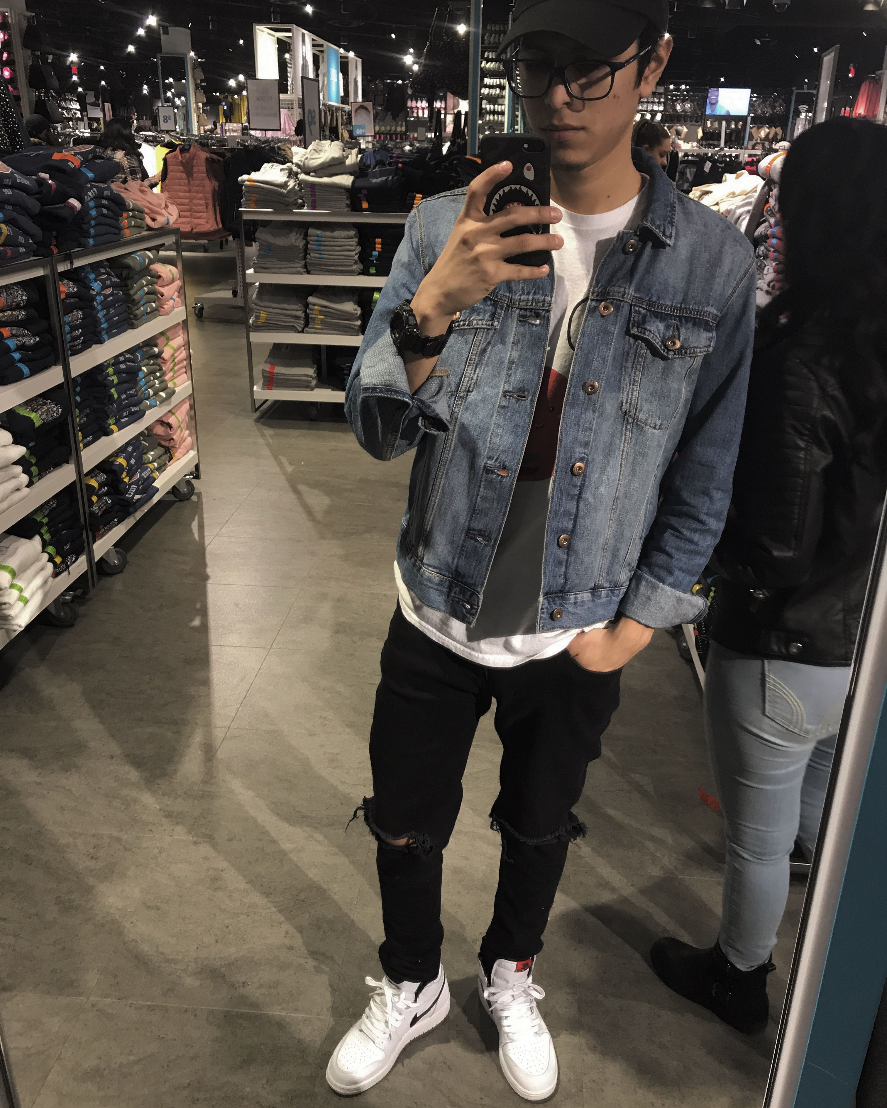 Pin by 6ixTides🖤 on Men Outfits in 2019  f6174bc61b6