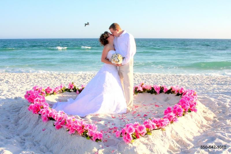 Destin Florida Beach Wedding Packages Weddings Pensacola Panama City