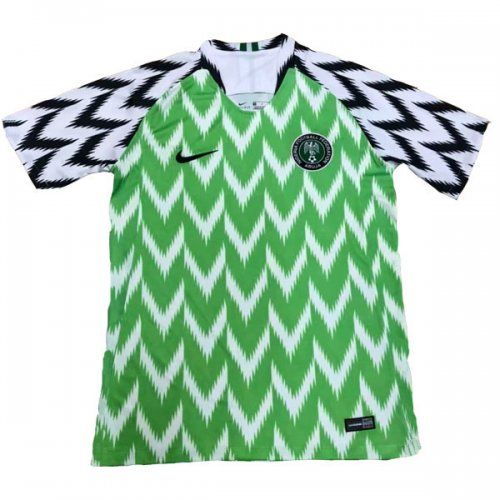 897a81ee2dc 2018 Nigeria Home World Cup Jersey Super Eagles Shirt | Soccer ...