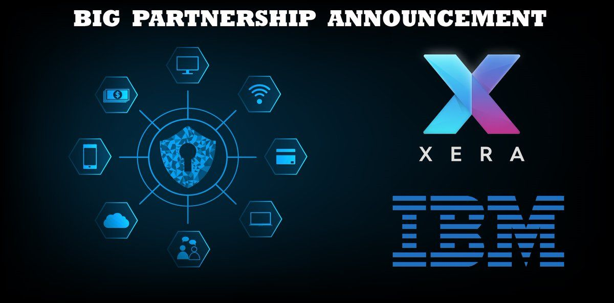 Xera Exchange Xeratech Twitter Xera Partners With Ibm Join One Of The Most Powerful Icos Of The Year Sal Cryptocurrency News Cryptocurrency Exchange
