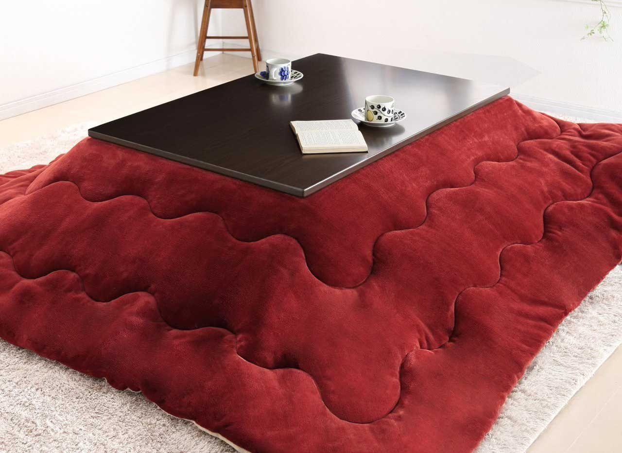 Japanese Kotatsu Table Japanese Table Table Blanket
