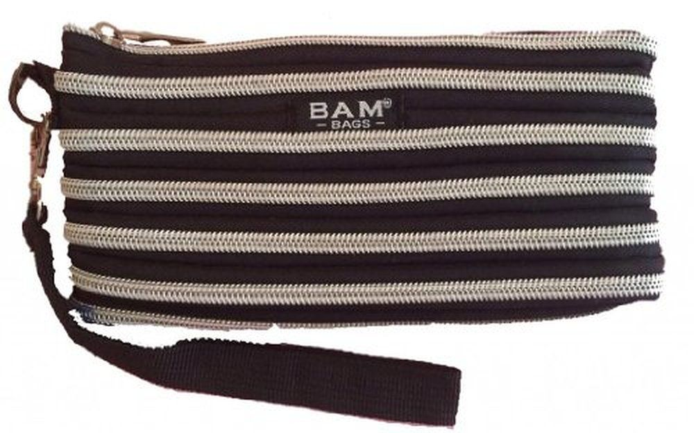 Bam Bags Women S Wristlet Make Up Bag