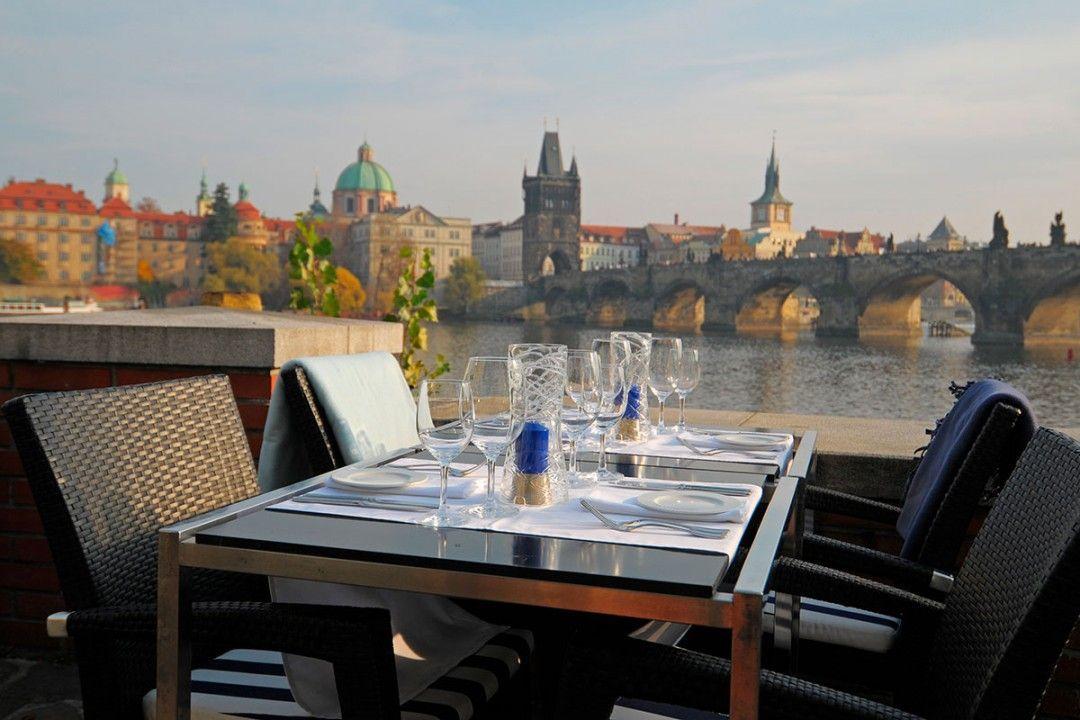 10 Best Views In Prague From Restaurants And Cafes Prague Restaurants Prague Travel Prague Bars