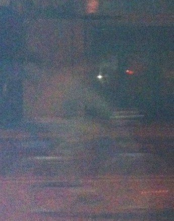 From the best Tour Guide ever in Key West, Southernmost Ted...  this IS a ghost on a bike caught on film. Many people are killed each year while riding bikes in Key West.  NOT MY PIC