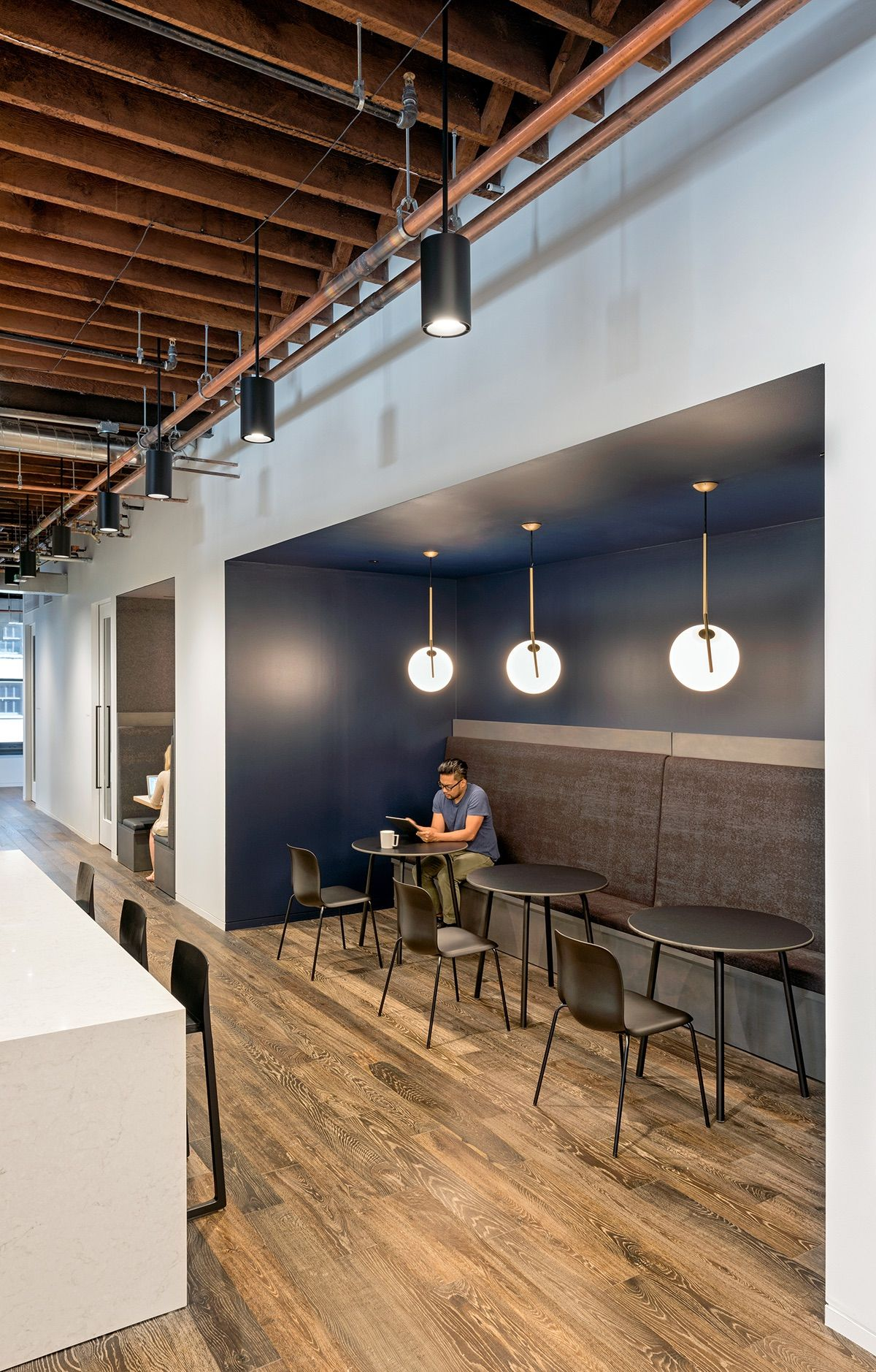 A Tour of Unitys Industrial-Style Headquarters in San Francisco