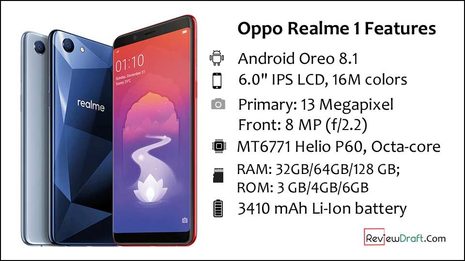 Oppo Realme 1 Price In Bangladesh Full Specification Features Review Draft Android Oreo Best Mobile Latest Mobile Phones