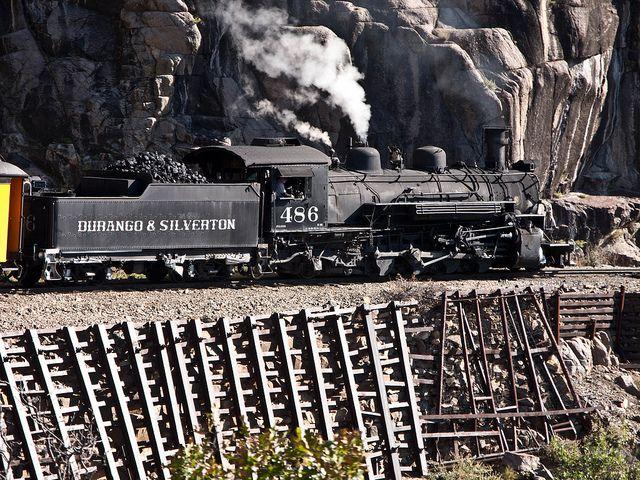 Durango & Silverton Narrow Gauge Railroad, Durango,CO