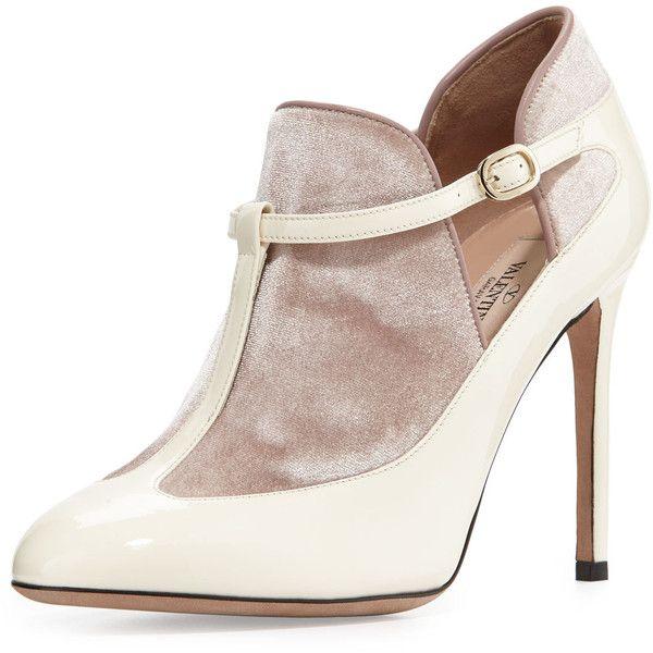 Chic Heels - Nude Patent Heels - Vegan Patent Leather Heels