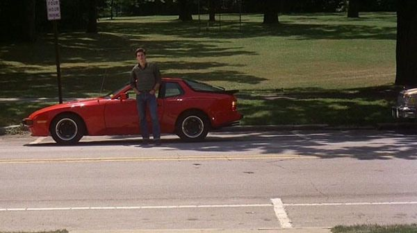 To visit all the places John Hughes movies were shot. :)