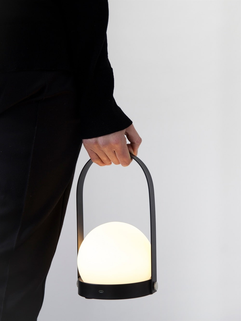 Carrie Led Lamp Designed By Norm Architects Design Visual In 2020 Led Lamp Design Lamp Design Led Lamp