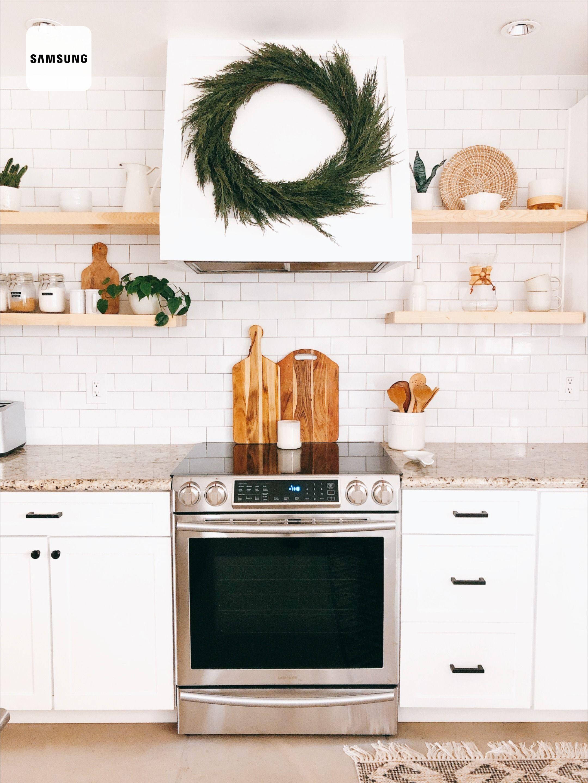 Holiday Kitchen Inspiration In 2020 Cheap Kitchen Cabinets Holiday Kitchen Kitchen Inspirations