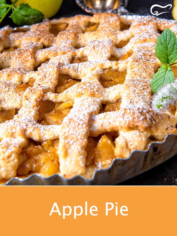 Apple Pie Rezept Rezepte Gute Kuche Rezepte Apple Pie Rezept