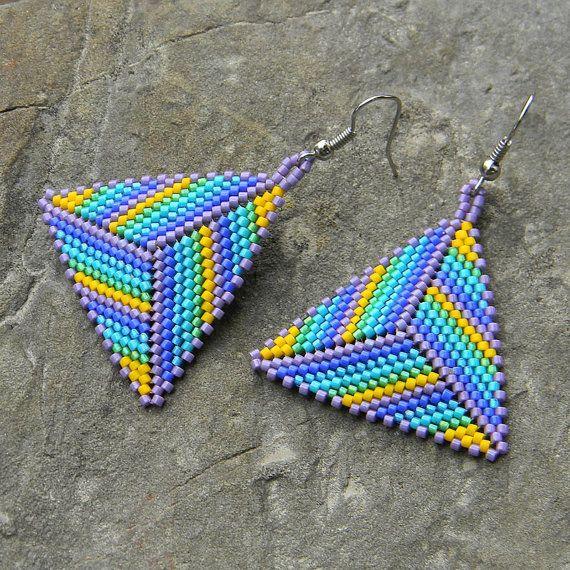 farebné trojuholníky