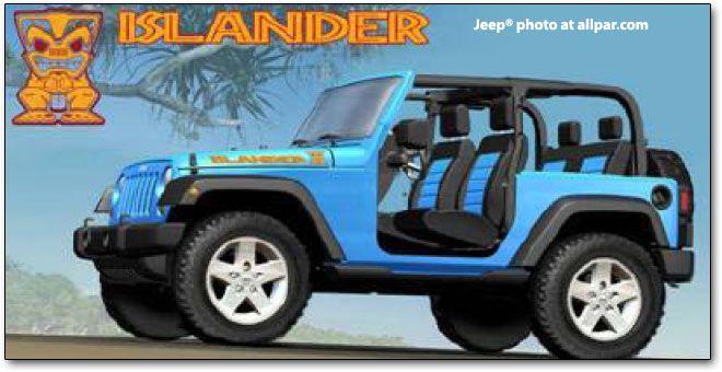 New Jeep Islander Edition Dodge Nitro Forum Jeep Beach Jeep