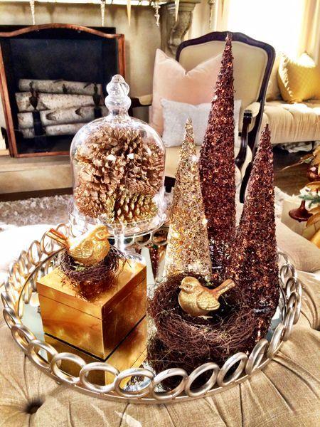 some of my favorite holiday decor - a lisa robertson christmas