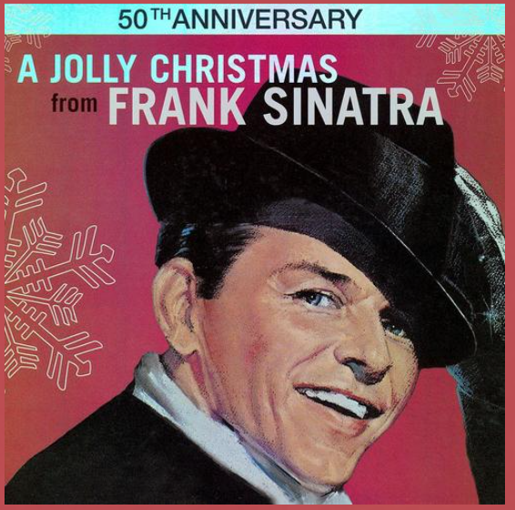 A Jolly Christmas From Frank Sinatra With Images Frank