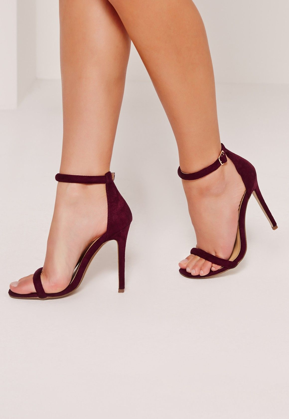 Missguided - Rounded Strap Barely There