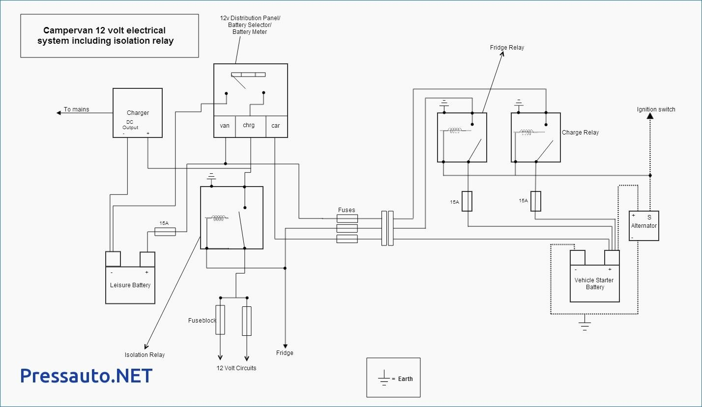 rv electrical systems diagram