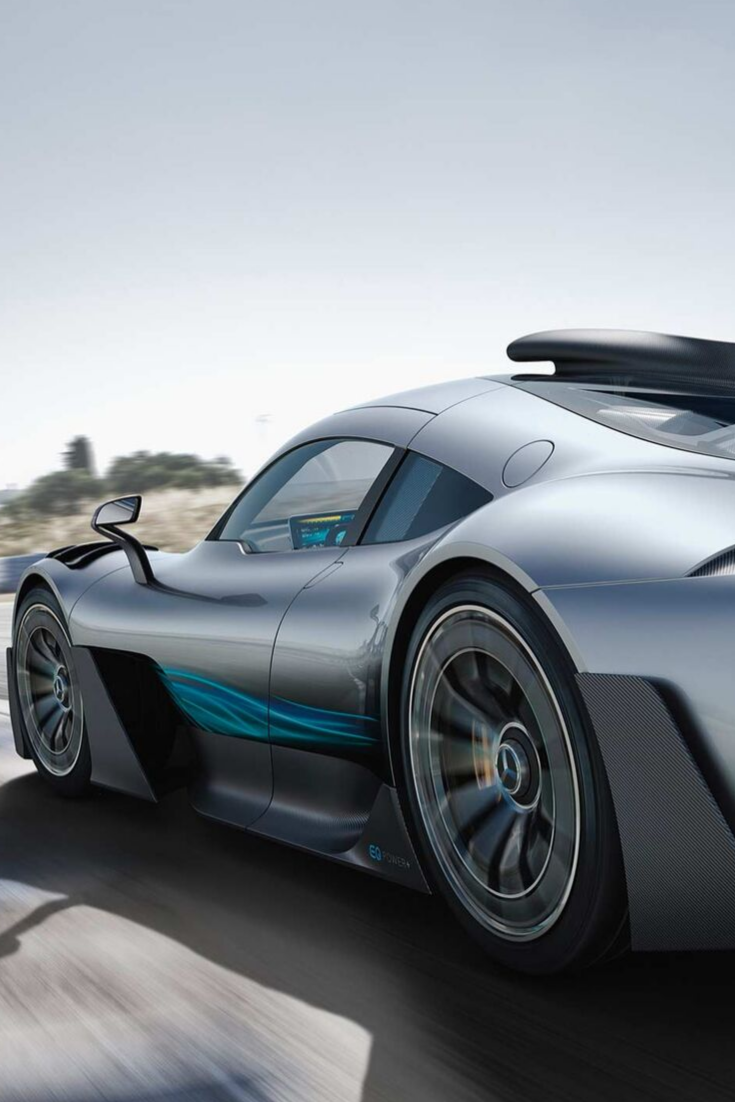 Fastest Mercedes Benz In The World 2020 {AMG Project ONE