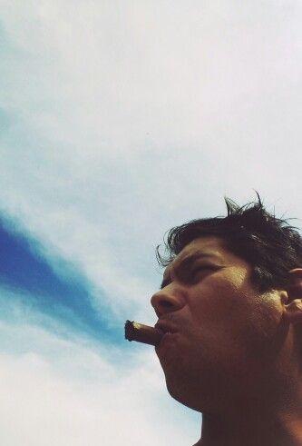 Fumando las nubes