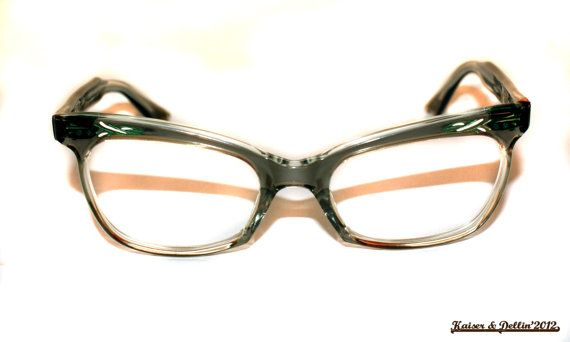 Awesome original 50's new old stock Lady's cat eye glasses frames never worn Manon by Art Line