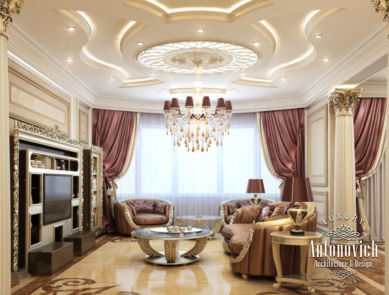 Living Room Designs In Dubai apartment interior design in dubai, down tower, dubai, photo 2