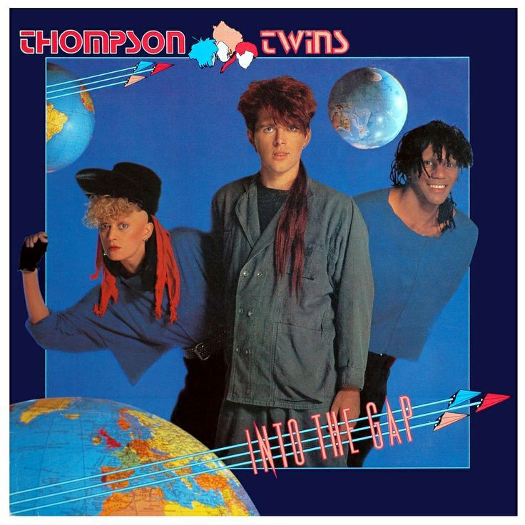 Image Result For Thompson Twins 1984 1984 Lnr Band Shoot